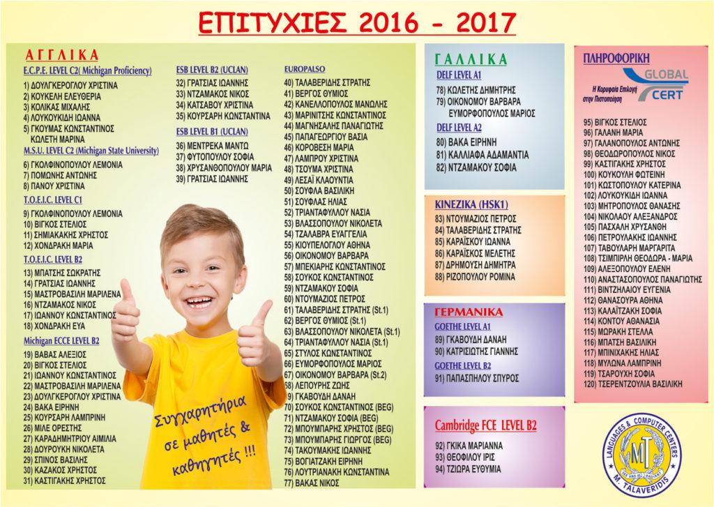EPITIXONTES a6 ΕΠΙΤΥΧΙΕΣ