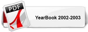 YearBook2002 2003 0 YEAR BOOKS